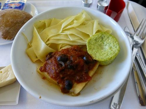 20120817エールフランスビジネスクラス 食事-メイン2.jpg