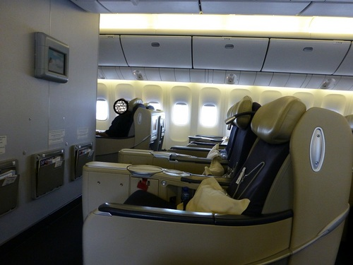 20120817エールフランスビジネスクラス機内の様子.jpg