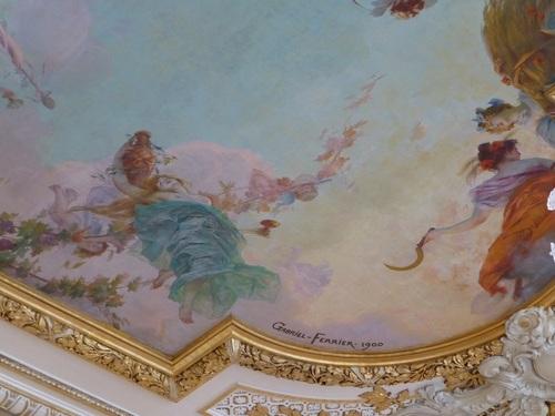 20121007オルセー美術館レストラン天井の絵.jpg