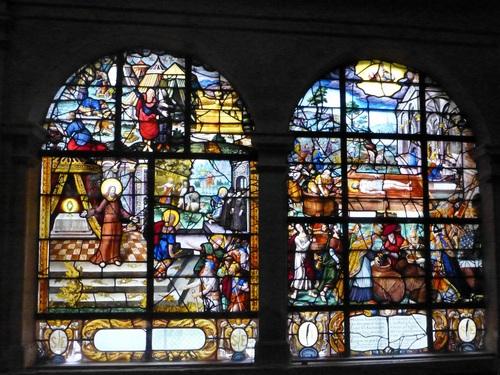 20121014サン・テティエンヌ・デュ・モン教会ステンドグラス2.jpg