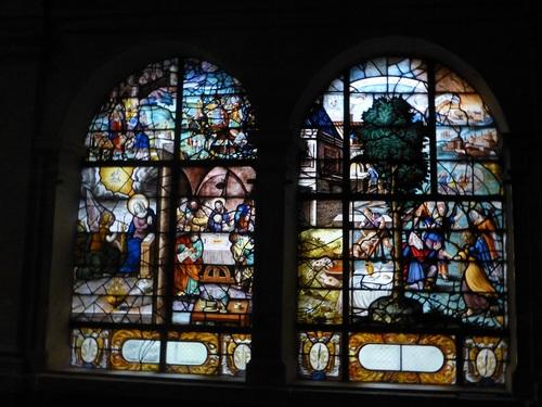 20121014サン・テティエンヌ・デュ・モン教会ステンドグラス3.jpg