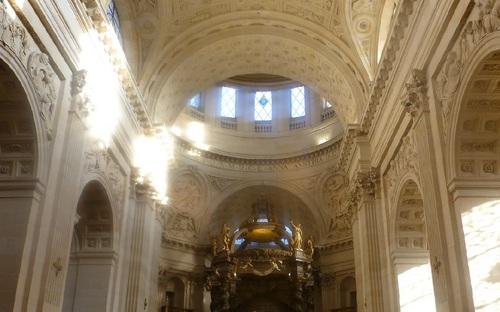 20121023ヴァル・ド・グラース13 教会内部1-2.jpg