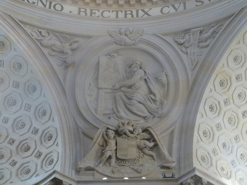 20121023ヴァル・ド・グラース13 教会内部7-3.jpg
