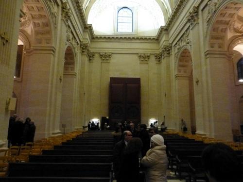 20121111ヴァル・ド・グラース教会コンサート終了後7.jpg