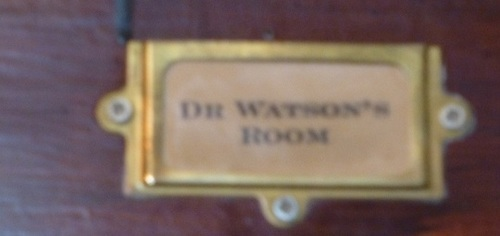 シャーロック・ホームズミュージアム 3階ドクター・ワトソンの部屋0.jpg