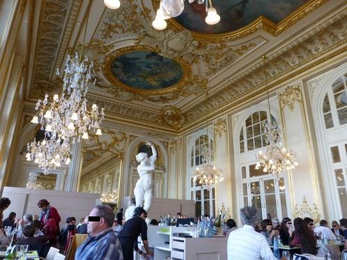 20121007オルセー美術館レストラン1.jpg