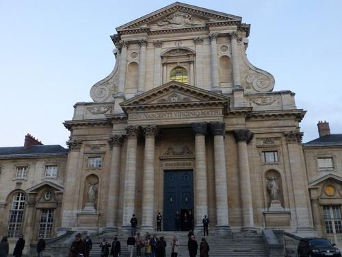 20121111ヴァル・ド・グラース教会コンサート終了後10.jpg