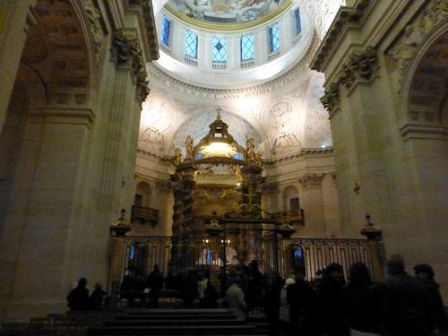 20121111ヴァル・ド・グラース教会コンサート終了後8.jpg
